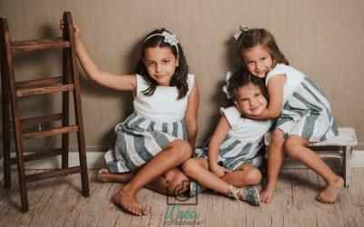 Carlota, Celia y Carmen