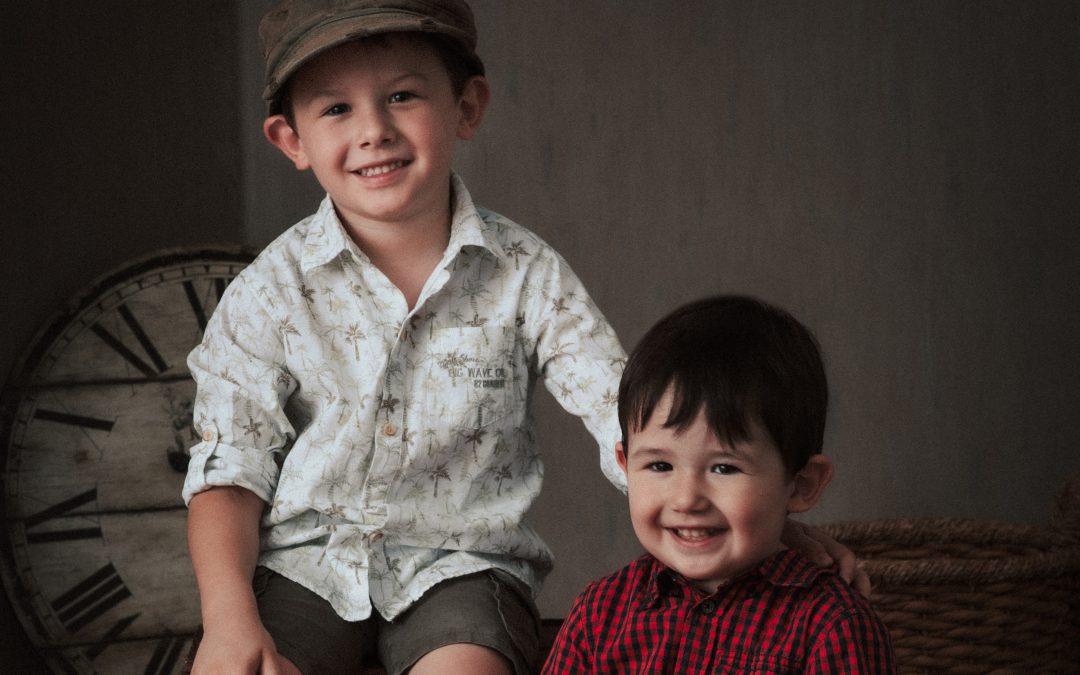 Iago y Mateo