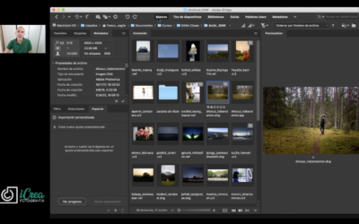 Tutorial de Adobe Bridge