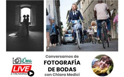 Conversando sobre la Fotografía de Bodas